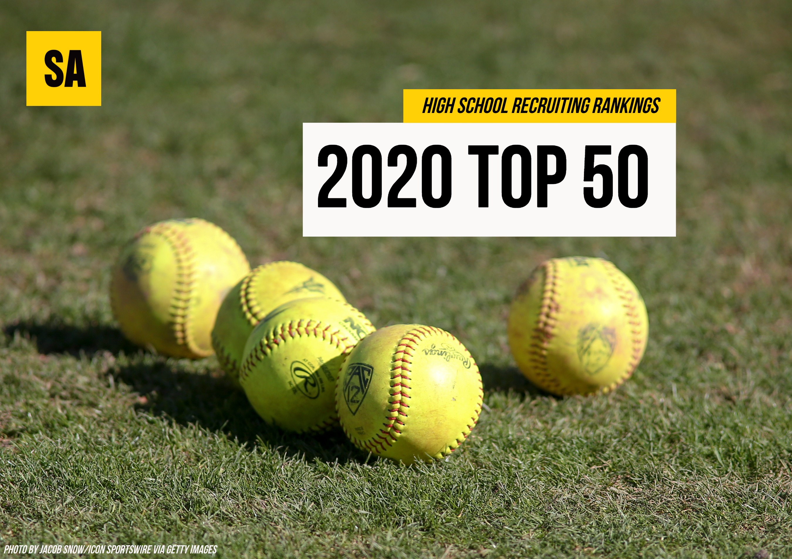 Ranking The Top 2020 High School Softball Recruits
