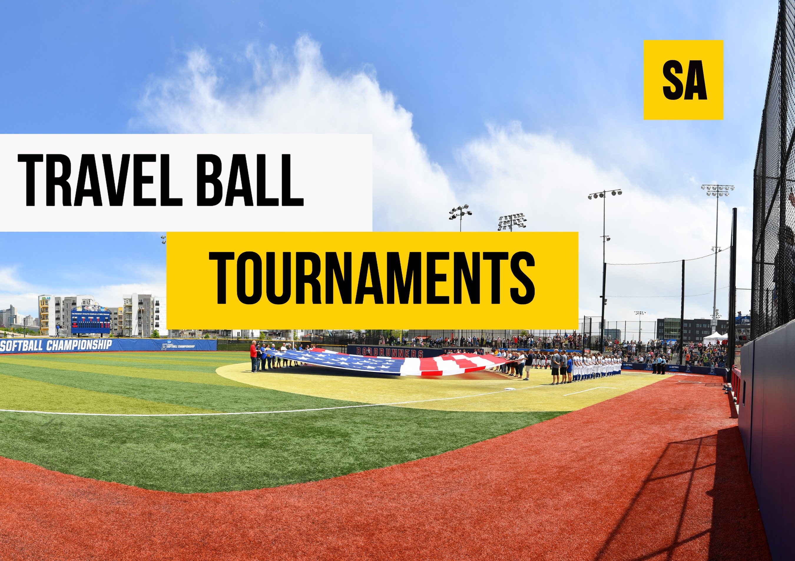 USA Softball Sanctioned Tournaments Remaining This Summer